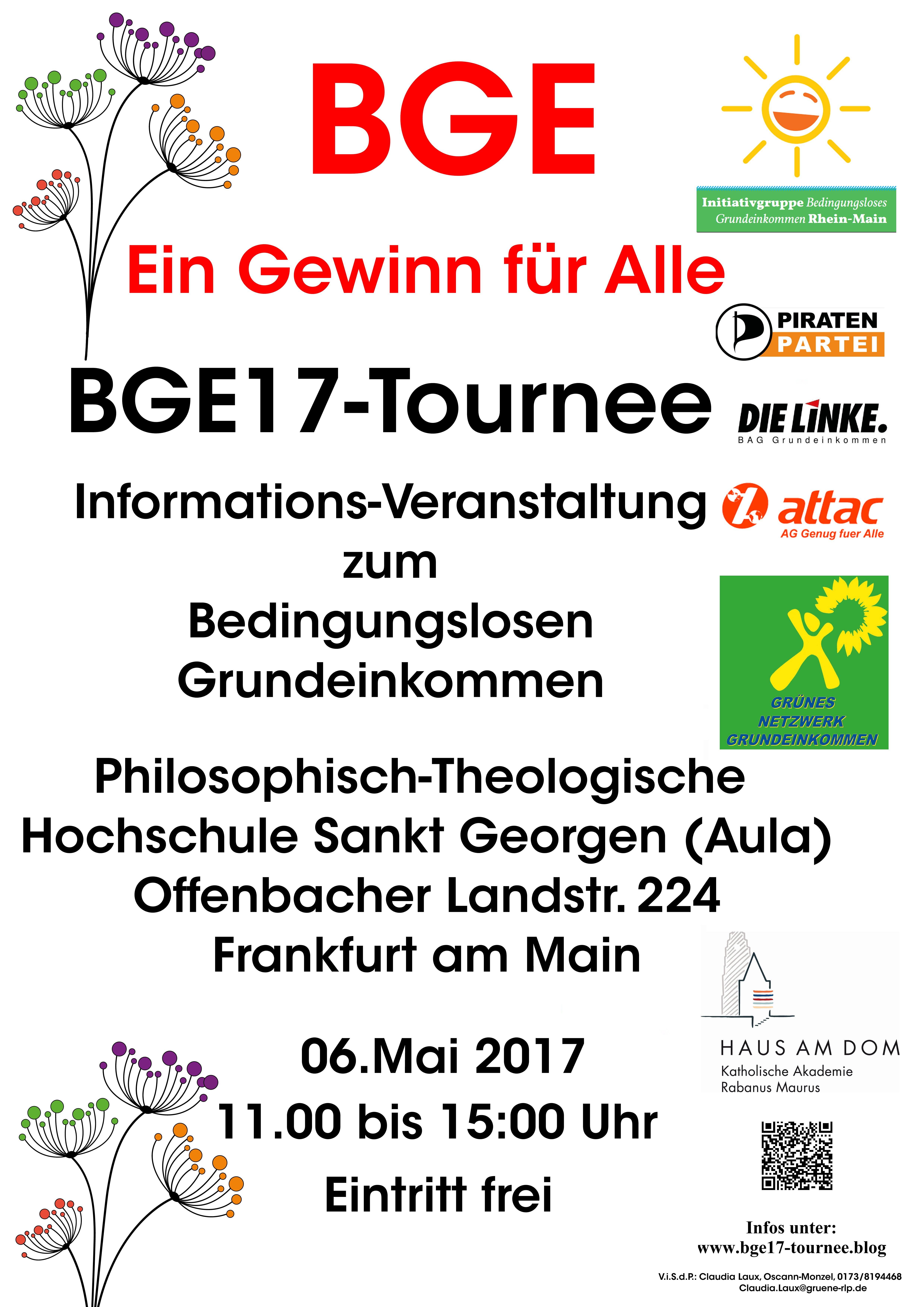 BGE17-Tournée